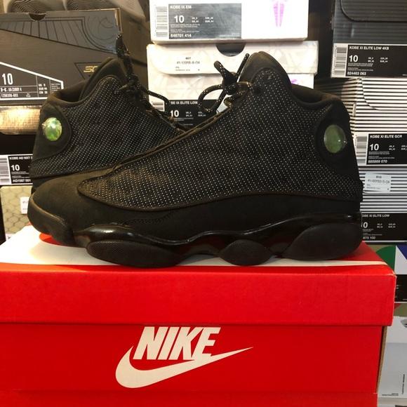 "premium selection 91eba b9dc3 Jordan Other - Nike Air Jordan Retro XIII ""Black Cat"" sz 10"